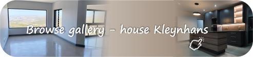 New Home builders, Painters and Waterproofers in Mossel Bay, Schoeman Trio Builders