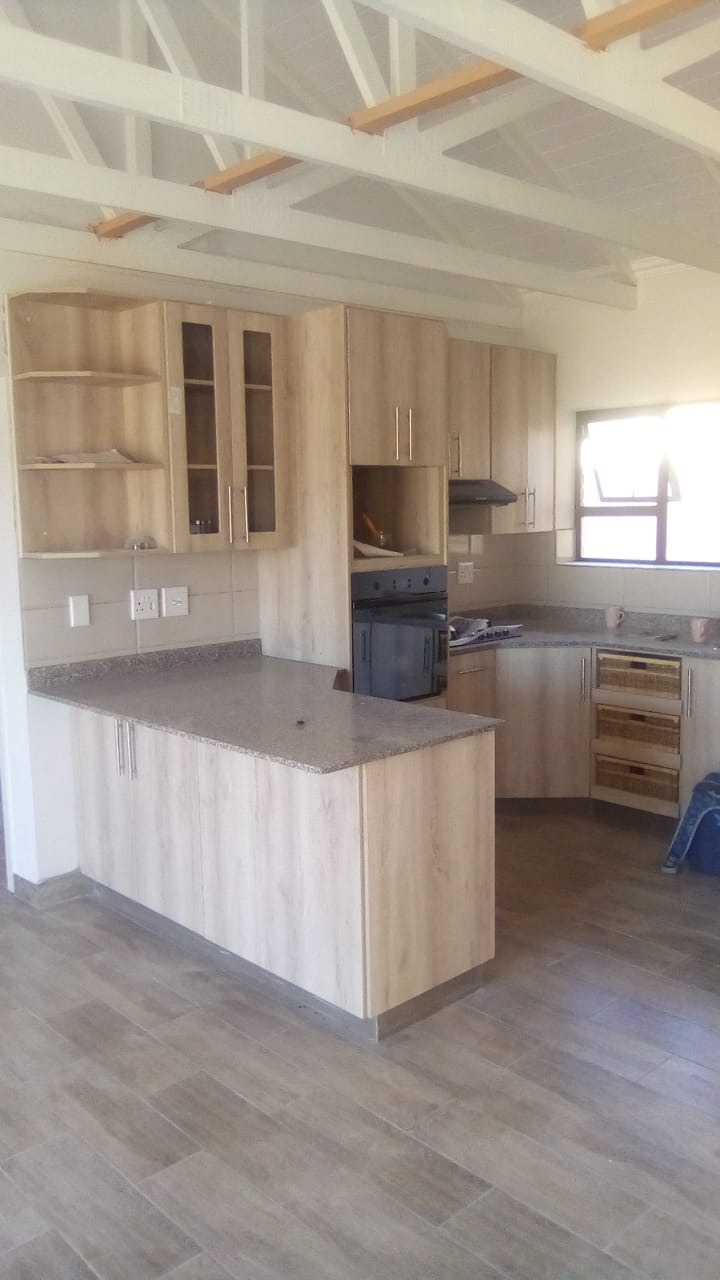 Quality construction - kitchens by Schoeman Trio Builders, Mossel Bay.