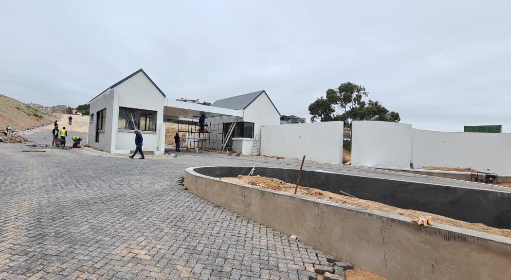 Retirement lifestyle estate: New Home builders, Painters and Waterproofers in Mossel Bay, Schoeman Trio Builders