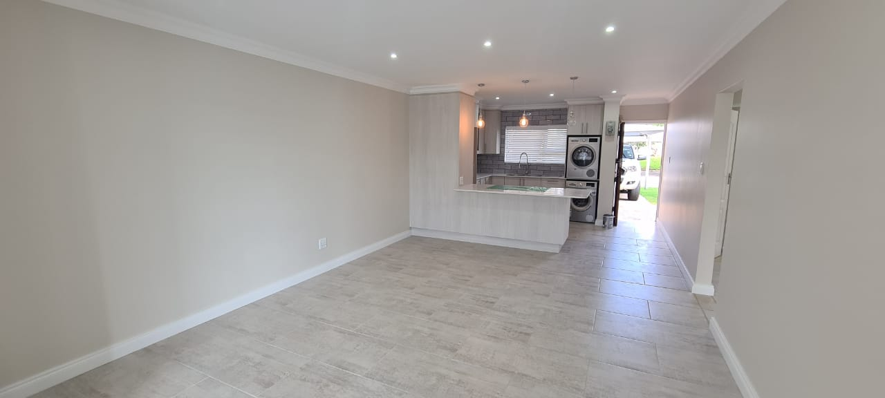 Kitchen - Interior apartment refurbishment in Hartenbos, Schoeman Trio Builders, Mossel Bay