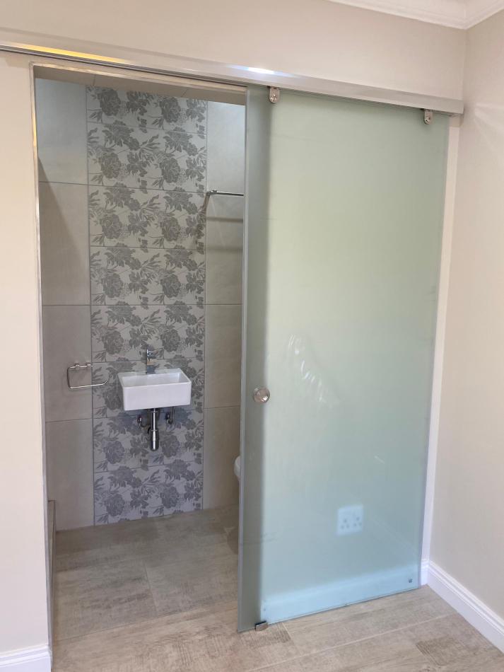 Bathroom - Interior apartment refurbishment in Hartenbos, Schoeman Trio Builders, Mossel Bay